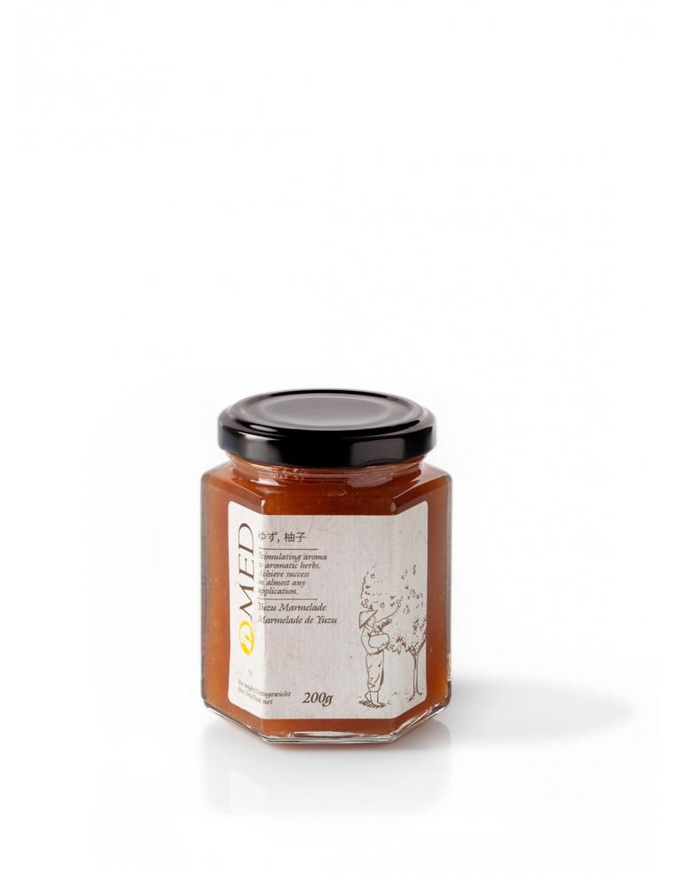 Mermelada de Yuzu O-Med (200 gr.)
