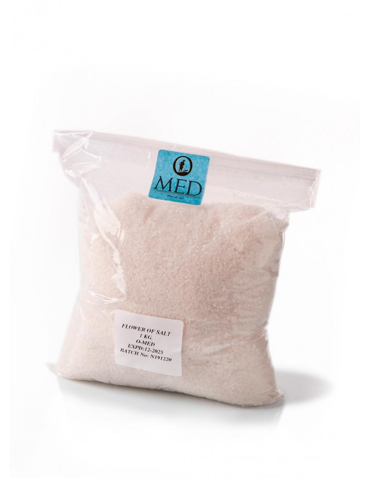 Flor de Sal bolsa (1kg)